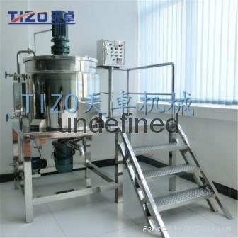 中小型日用洗涤剂生产设备 1
