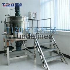 中小型日用洗滌劑生產設備