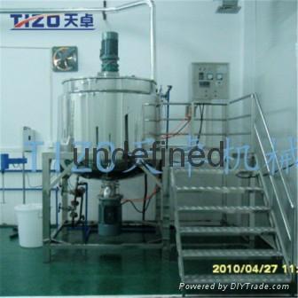 大型日用洗涤剂生产设备 1