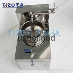 小型管线式乳化设备