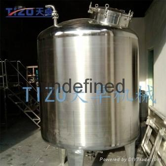 广州专业生产304不锈钢储罐 4