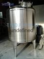 广州专业生产304不锈钢储罐 2