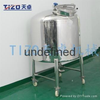厂家直批化工加热储罐 3