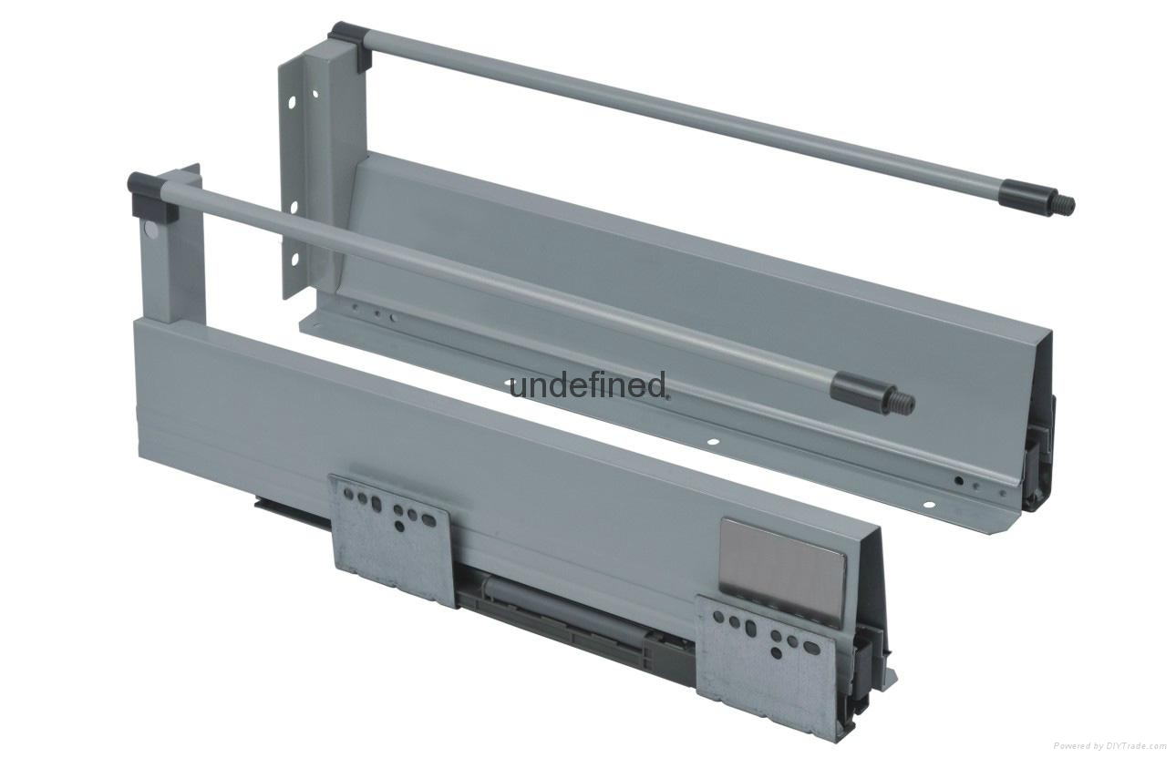 how to fix a soft close drawer slide