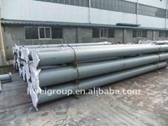 24 years experience rubber lined pipe supplier and manufacturer