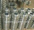 ASME flange pipe fittings