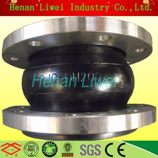Expansion Joint Parts : Flex rubber expansion joint liwei china manufacturer