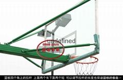 益动未来凹箱篮球架