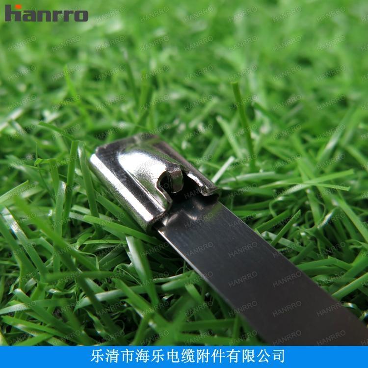 Hanrro牌钢珠自锁式不锈钢扎带 3