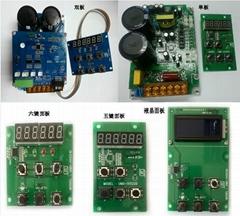 優質全自動靜音端子機專用變頻器0.75kw