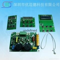 全自動端子機專用變頻器0.75kw