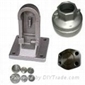 GX Iron sand casting of electromotor
