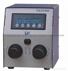 Y&D820 微电脑控制数显点胶机