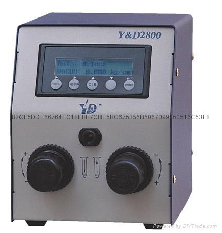 Y&D800蠕动式免气压点胶机 3