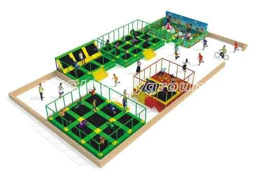 Indoor Trampoline Park  5088A 1