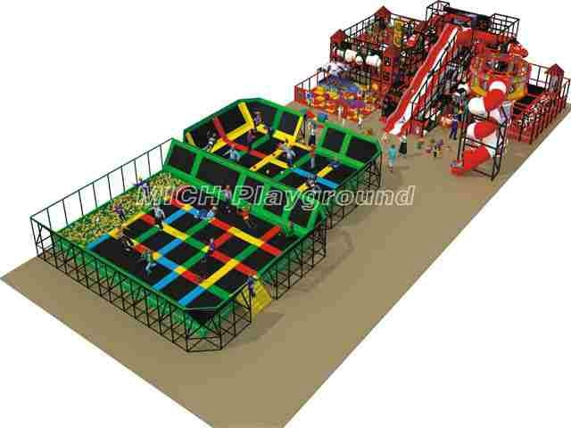 Bounce Trampoline Park  5091A 1