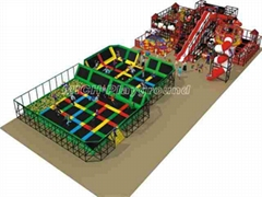 Bounce Trampoline Park  5091A