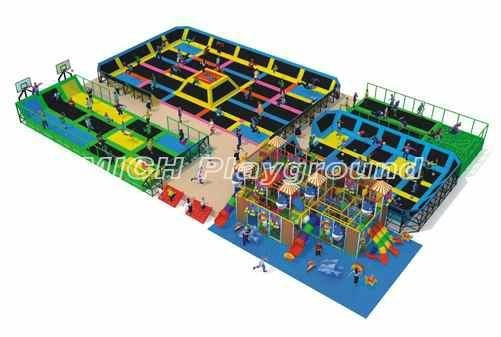 Trampoline Park 5091B 1