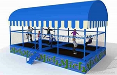 Kids Trampoline Equipment 3063A