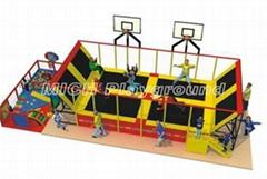 Kids Trampoline Park  5097A