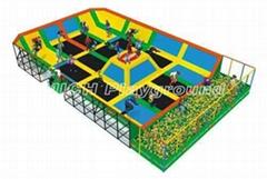 Trampoline Park For Children 5097B