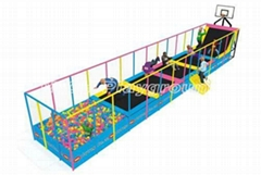Trampoline Park For Child 5099A