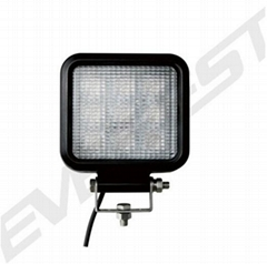 LED Work light|9x3 watts Square LED Work Light