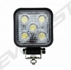 5x3w LED work light