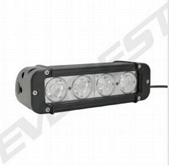 LED light bar 4x10W 9
