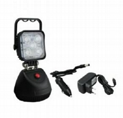 Rechargeable Led Work Light with magnet