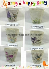 decal pots