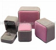 Hot sale high qualtity plastic jewelry box