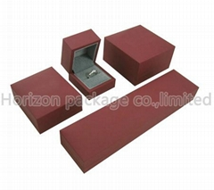 Wooden gift packing box