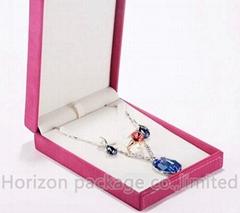 Custom Made Plastic Jewelry Box