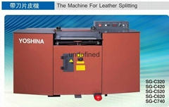 splitting machine