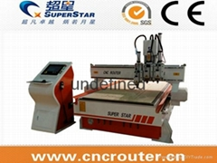 ATC CNC Caving machine