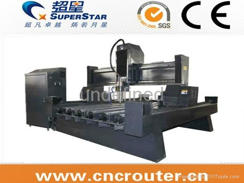 CNC Stone engraving and carving machine  1