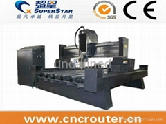 CNC Stone engraving and carving machine