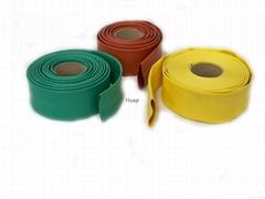 Heat shrinkable tubing for 10kV bus bar
