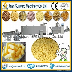 High Quality Corn Snack Machinery , Snack Machinery Made In China