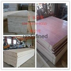 免燻蒸木方lvl  出口包裝多層板
