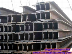 Structural carbon steel h beam JIS IPE UPE HEA HEB