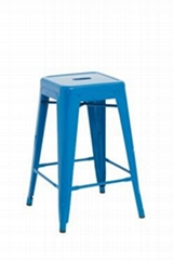 Metal tolix bar stool chair dinning chair