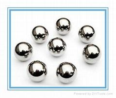 AISI52100 G100 6.35mm chrome steel ball