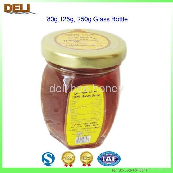 400g natural buckwheat honey 2