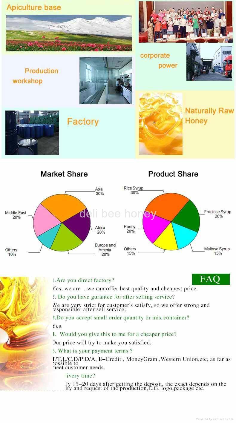 400g natural buckwheat honey 5