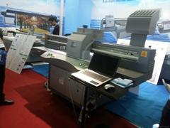 UV 数码平板打印机