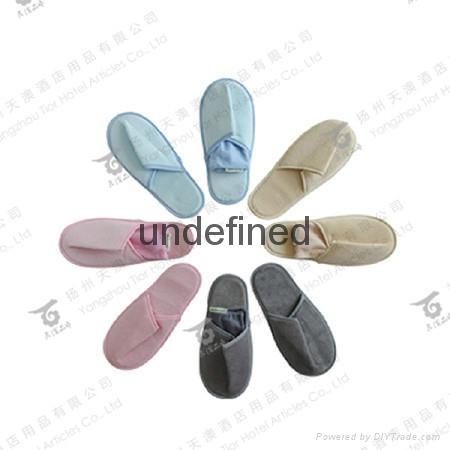 专业生产星级酒店外贸拖鞋 4