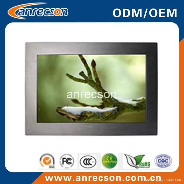 19 inch industrial touch panel PC all in one 1