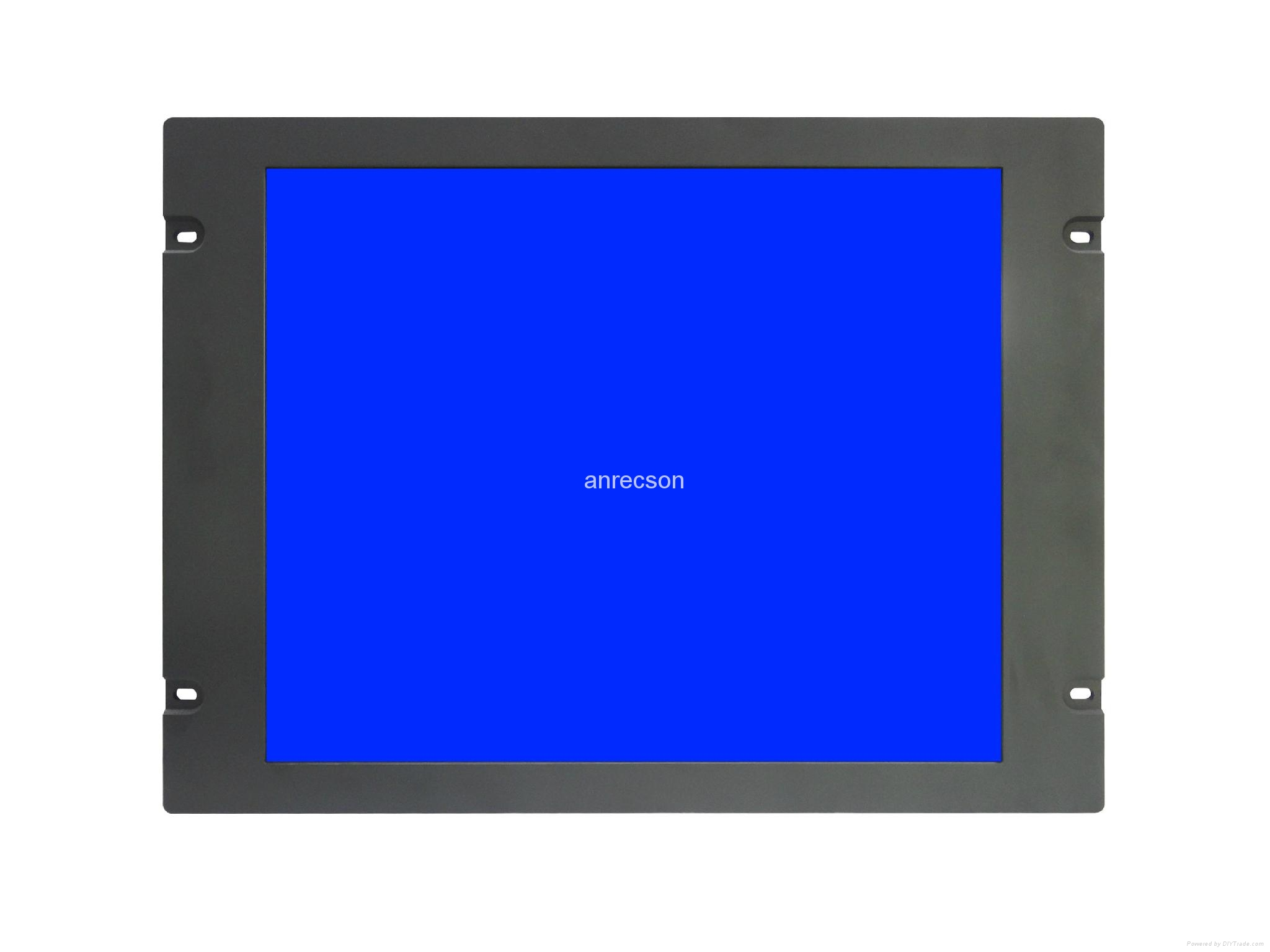 19 inch industrial touch panel PC all in one 4